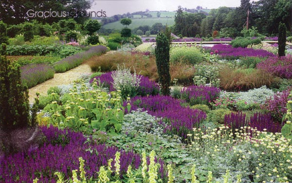 Robb report collection formal garden article susan schlenger for English garden designs