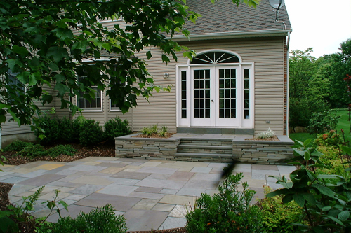 New Jersey Patio Design